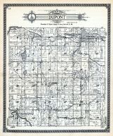 Dupont Township, Waupaca County 1923